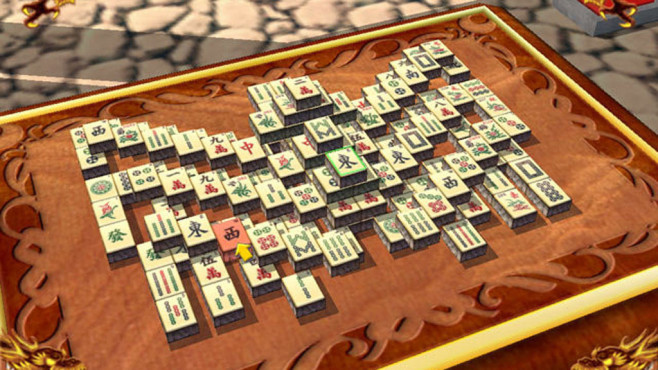 Great Mahjong - Kostenlose Spezial-Version © Intenium