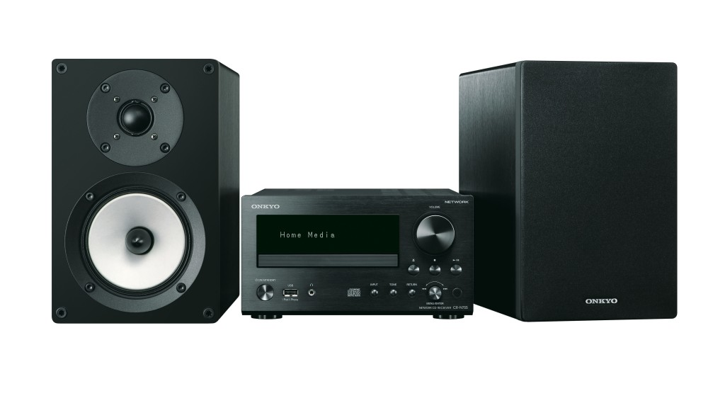 onkyo cs n755 mini anlage im test audio video foto bild. Black Bedroom Furniture Sets. Home Design Ideas