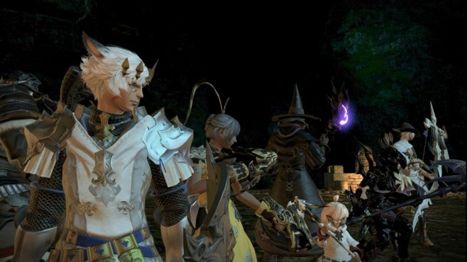 Final Fantasy 14 � A Realm Reborn © Square Enix