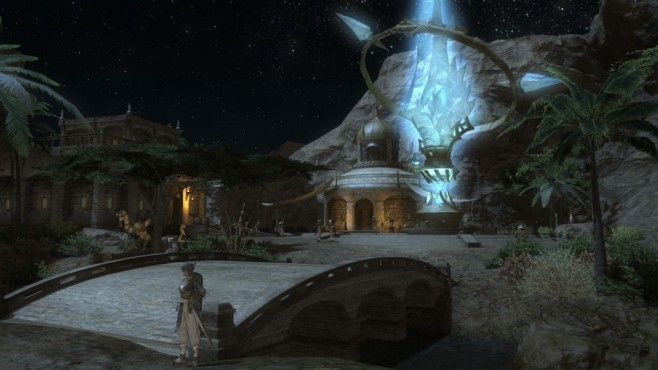 Final Fantasy 14 – A Realm Reborn © Square Enix