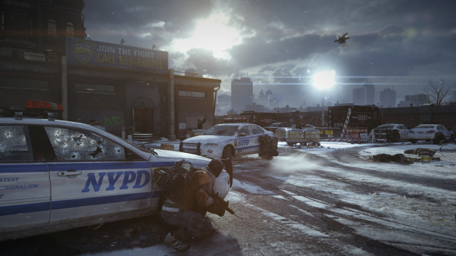 Tom Clancy's The Division: Auto © Ubisoft