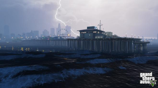 GTA 5: Los Santos ©Rockstar
