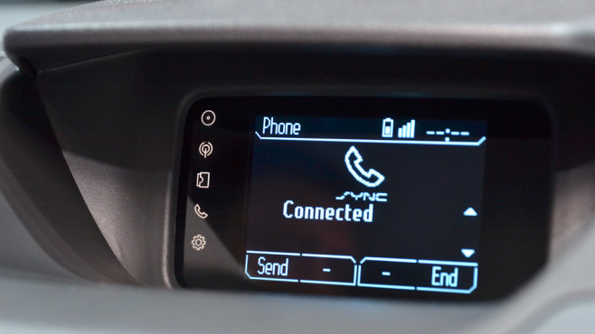 Connected Car Ford © COMPUTER BILD
