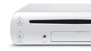 Konsole Wii U: Front ©Nintendo