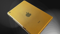 iPad mini 2 24kt Gold Edition © Goldstriker