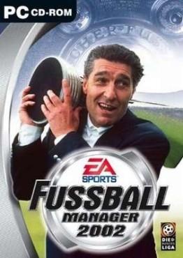 2003: Fu�ball-Manager 2002 ©Electronic Arts