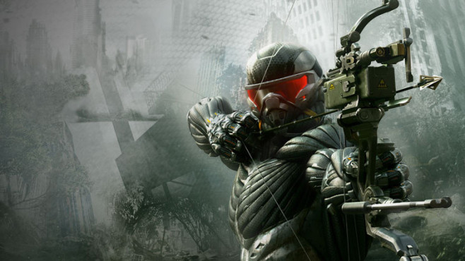2007: Crysis © Electronic Arts