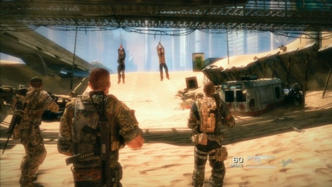 2012: Spec Ops – The Line ©Take 2 Interactive