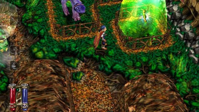 Action-Abenteuerspiel TechnoMage: Held ©Sunflowers