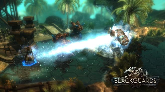Das Schwarze Auge: Blackguards ©Daedalic