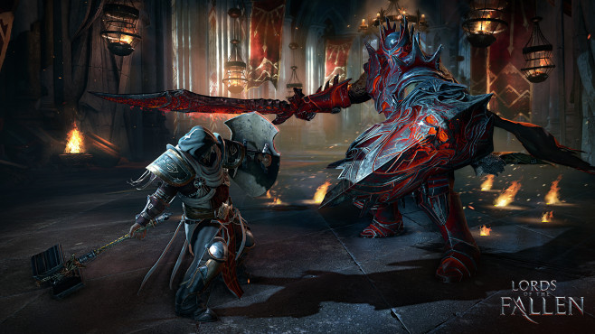 Lords Of The Fallen © Deck 13/Deep Silver
