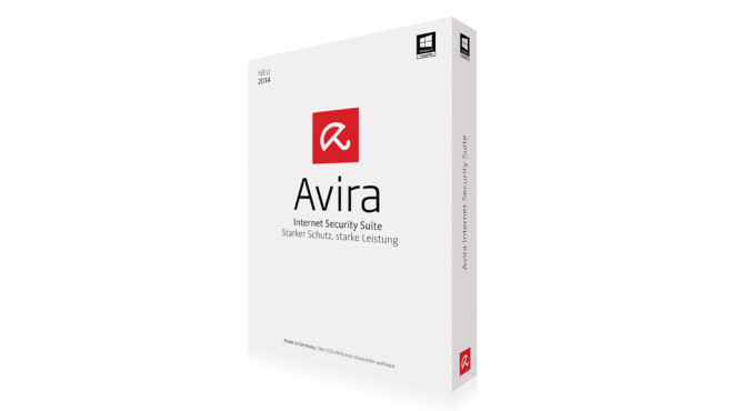 Avira Internet Security Suite © Avira