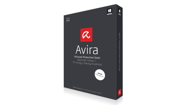 Avira Ultimate Protection Suite © Avira
