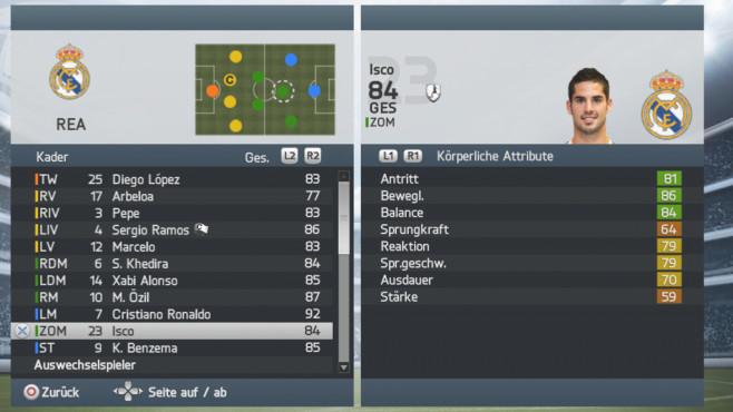 Fifa 14: Die Top-Talente im Karrieremodus - COMPUTER BILD SPIELE