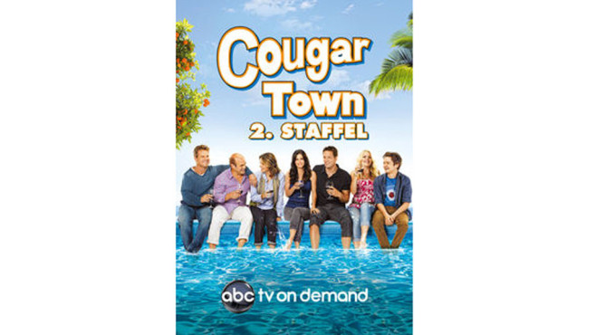 Cougar Town - Staffel 2 © Watchever