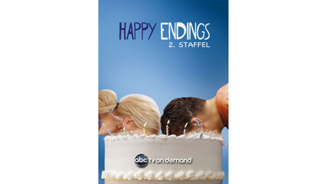 Happy Endings - Staffel 2 © Watchever