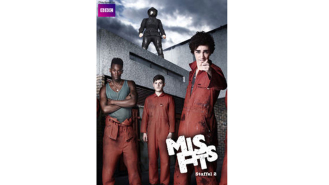 Misfits - Staffel 2 © Watchever