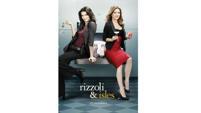 Rizzoli & Isles - Staffel 2 © Watchever