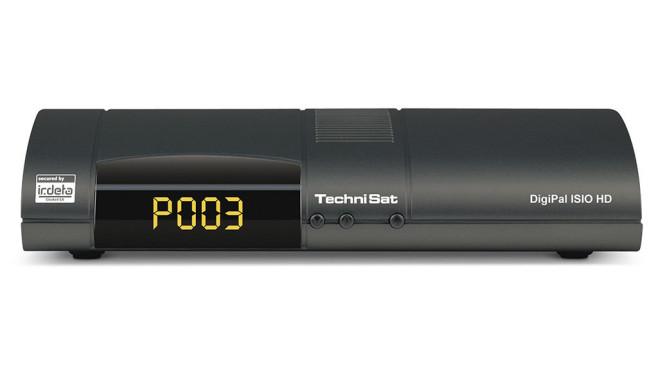 DVB-T2 HD ist da, DVB-T wird abgeschaltet: Das müssen Sie über Sender, Fernseher und Receiver wissen! Der Empfang von DVB-T2 HD klappt mit passenden Receivern wie dem einfach bedienbaren Technisat DigiPal ISIO HD für etwa 135. Die Receiver lassen sich an praktisch jeden Fernseher anschließen. ©Technisat