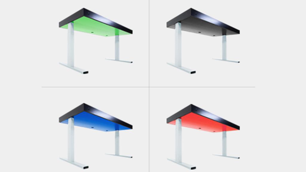 stir kinetic desk schreibtisch gegen r ckenschmerzen. Black Bedroom Furniture Sets. Home Design Ideas