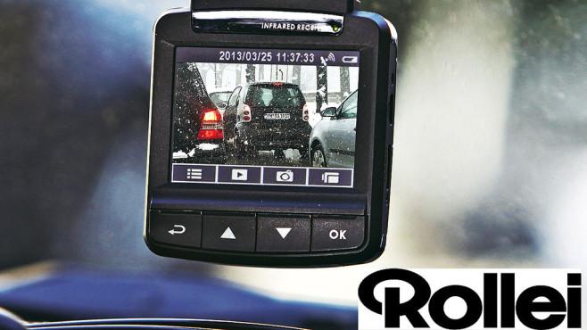 Dashboard-Kamera von Rollei ©Rollei