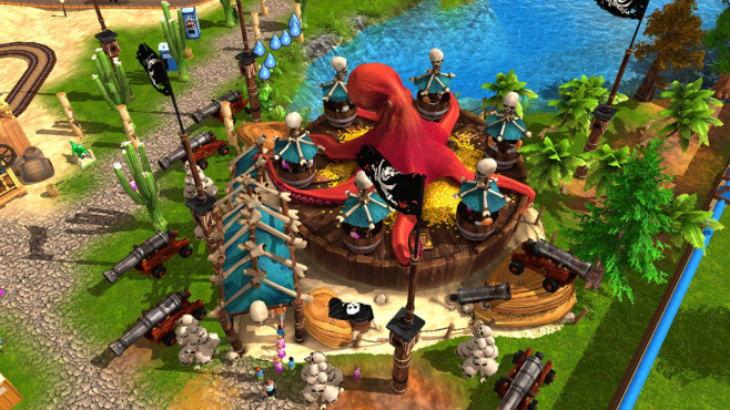 Simulation Adventure Park: Der Kraken © bitComposer Entertainment