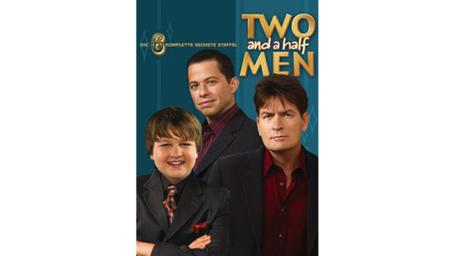 Two and a Half Men - Staffel 6 © Watchever