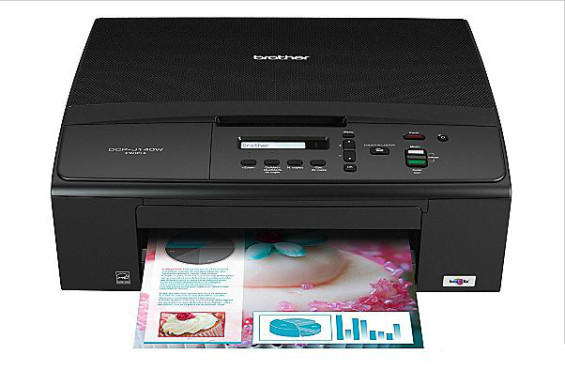 Brother DCP-J140W (schwarz) © Media Markt