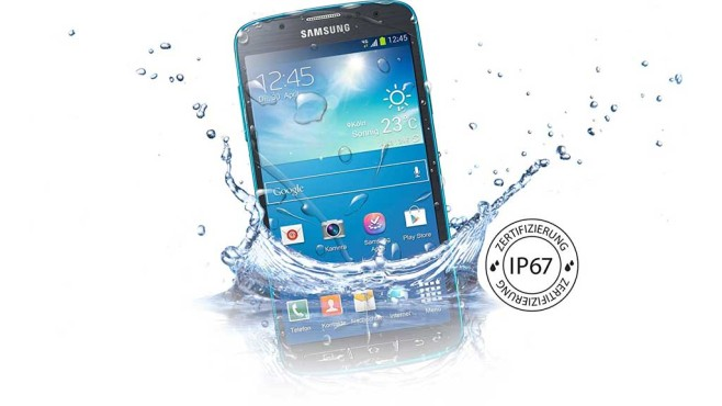 Samsung Galaxy S4 Active © Amazon/Samsung