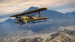 GTA 5: Flugzeug ©Rockstar Games