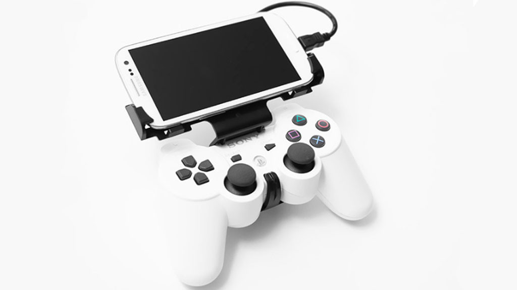 how to connect ps4 controller to samsung galaxy s4