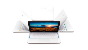 HP Chromebook 11 © Google, Hewlett-Packard