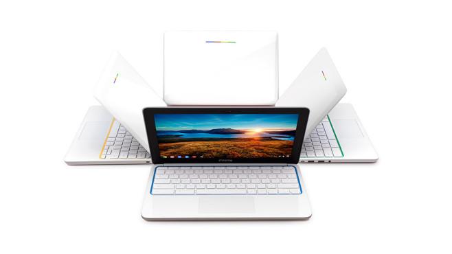 HP Chromebook 11 ©Google, Hewlett-Packard
