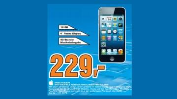 Apple iPod touch 5G 16GB ©Saturn