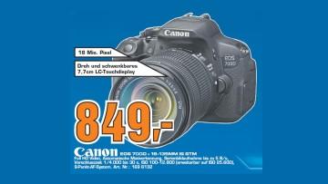 Canon EOS 700D Kit 18-135 mm ©Saturn
