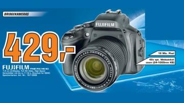 Fujifilm FinePix HS50EXR ©Saturn