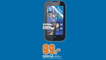 Nokia Lumia 510 ©Saturn