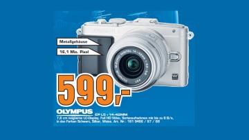 Olympus Pen E-PL5 Kit 14-42 mm ©Saturn