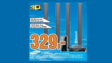 Samsung HT-F5550 ©Saturn