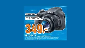 Sony CyberShot DSC-HX300 ©Saturn
