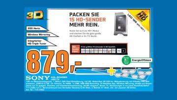 Sony KDL-50W685 ©Saturn