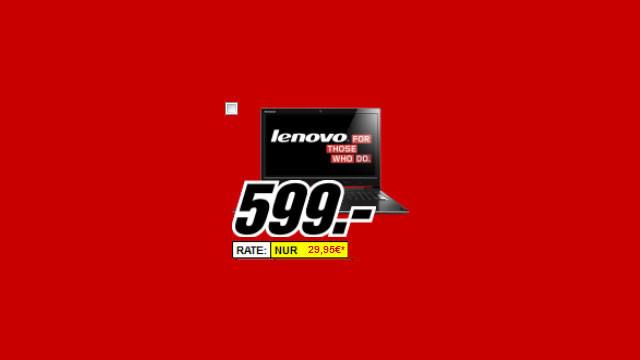 Lenovo Flex 15 ©Media Markt