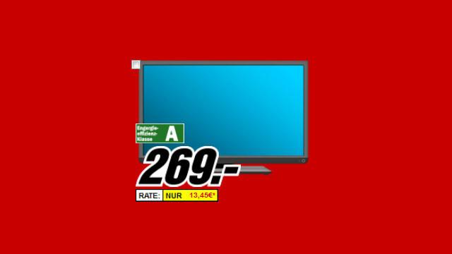Toshiba 32W1333G ©Media Markt