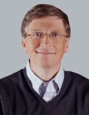Bill Gates © Microsoft
