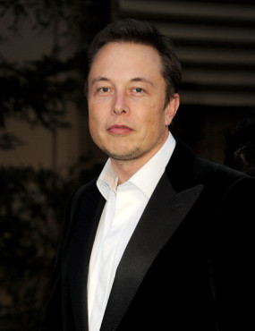 Kevin Winter - Elon Musk ©Getty Images