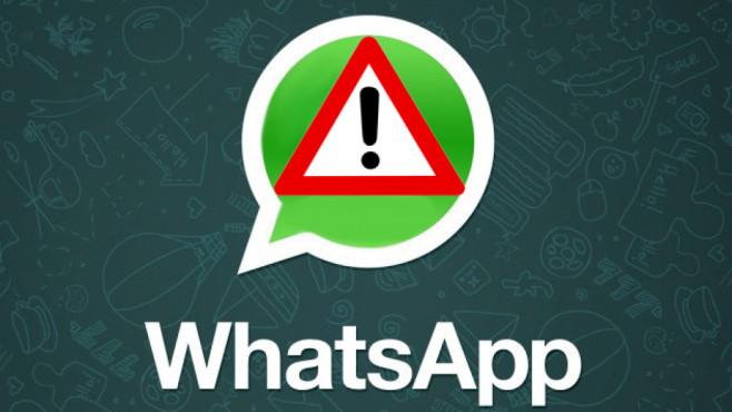 Kettenbrief-Terror bei WhatsApp und Facebook ©WhatsApp, Computer Bild