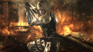 Actionspiel Metal Gear Rising – Revengeance: Feuer ©Konami