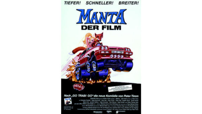 Manta – Der Film © Watchever