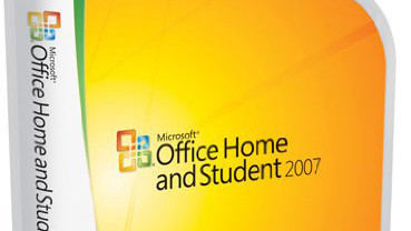 Microsoft Office Home and Student 2007 © Amazon