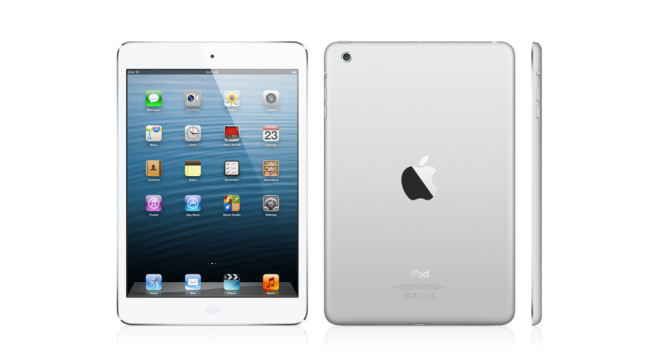 Apple iPad mini © Apple